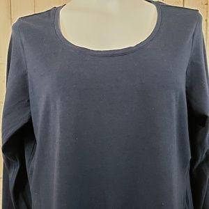 Columbia Tops - Columbia Womens Top Blue Omni-Wick Long Sleeve